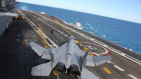 Avions et hélicoptères de l'aviation navale russe - Sputnik France