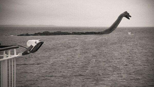 Monstre de Loch Ness - Sputnik France