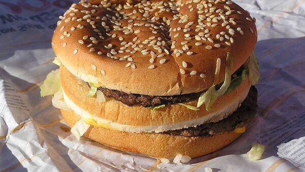 Un Big Mac acheté en Australie - Sputnik France