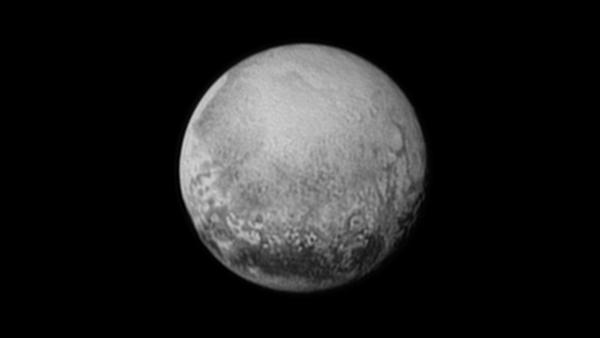 La planète naine Pluton vue par New Horizons - Sputnik France