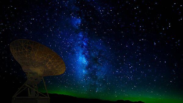 Search for Extra-Terrestrial Intelligence (SETI, que l'on peut traduire par « recherche d'une intelligence extraterrestre ») - Sputnik France