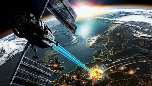 Shot from space - Sputnik France