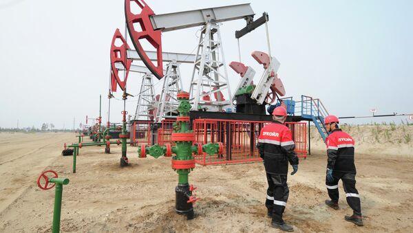 Добыча нефти в городах Ханты-Мансийского автономного округа - Sputnik France