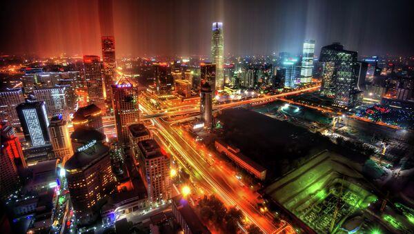 Downtown Beijing After Rain - Sputnik France
