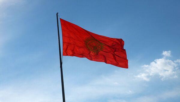 Флаг Киргизии - Sputnik France