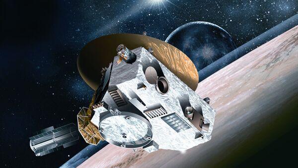 Nave espacial New Horizons - Sputnik France