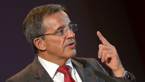 Thierry Mariani, vice-président du Groupe d'amitié France-Russie de l'Assemblée nationale - Sputnik France