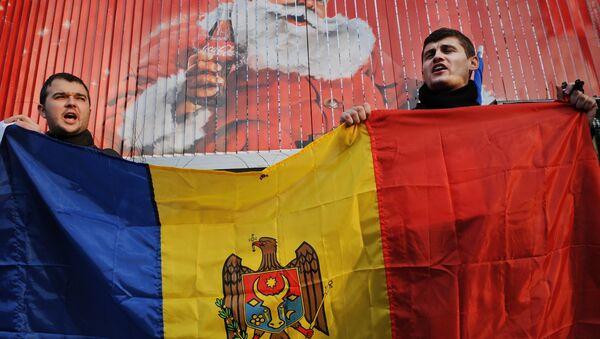 Rally in Moldova. File photo - Sputnik France