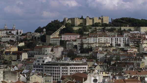 Вид на город Лиссабон. Португалия - Sputnik France