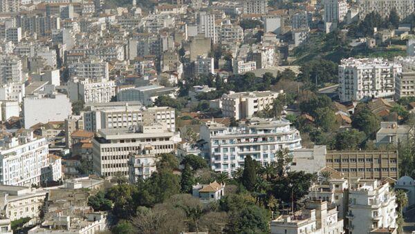 Вид на город Алжир - Sputnik France