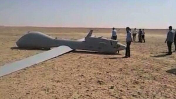 Irak: un drone US s'écrase à Samawa - Sputnik France