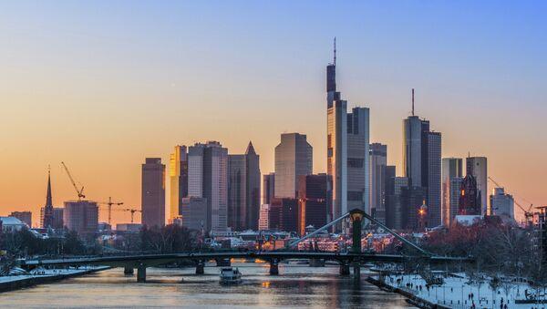 Frankfurt Skyline - Sputnik France