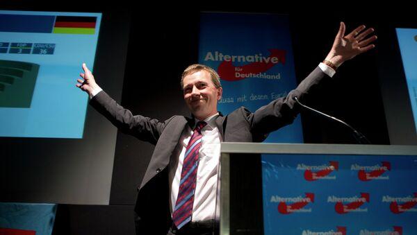 AfD leader Bernd Lucke - Sputnik France