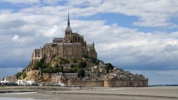 Le Mont-Saint-Michel - Sputnik France