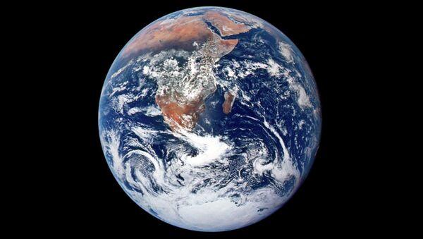 Снимок Земли The Blue Marble - Sputnik France