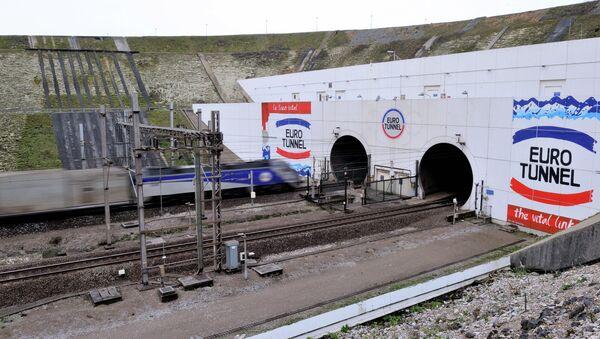 L'Eurotunnel - Sputnik France