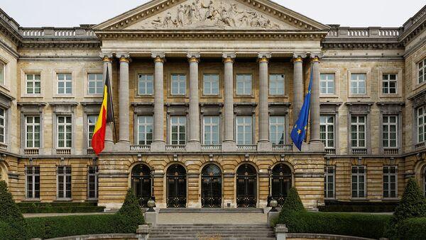 Palais de la Nation, Bruxelles, Belgique - Sputnik France