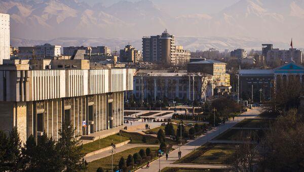 Cities of the world. Bishkek - Sputnik France