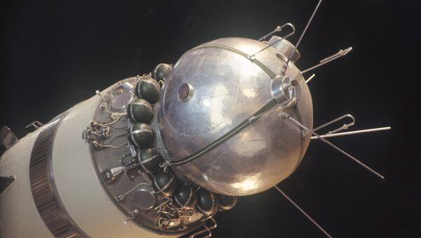 Космический корабль Восток - Sputnik France