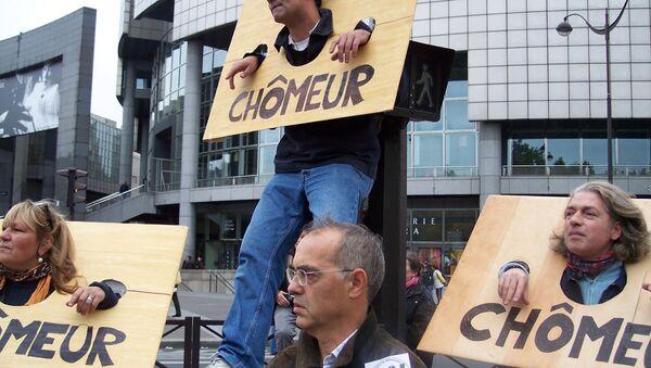 Chômeurs en Europe - Sputnik France