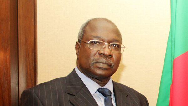 Mahamat Paba Salé, ambassadeur du Cameroun en Russie - Sputnik France