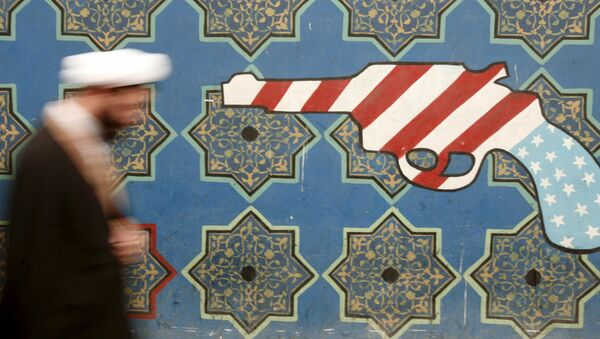 Ambassade américaine à Téhéran - Sputnik France