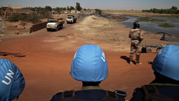 Casques bleus au Mali - Sputnik France