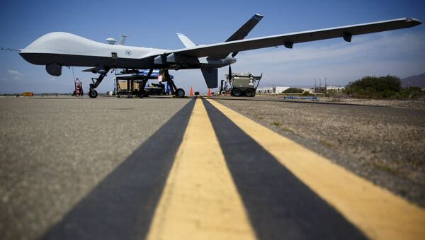 Un drone américain  MQ-9 Reaper  - Sputnik France