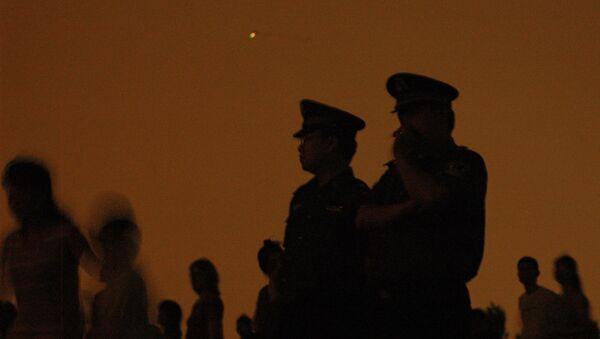 Police chinoise - Sputnik France
