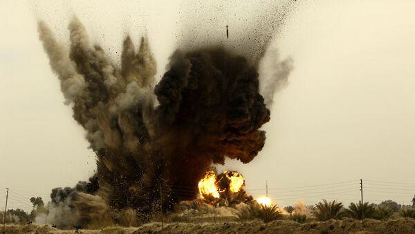 Critics Slam US Over Failure of Bombing Strategy in Iraq - Sputnik France