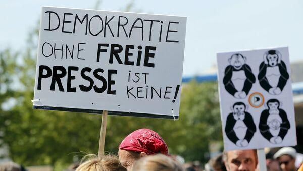 Affaire Netzpolitik.org: le procureur général allemand destitué - Sputnik France