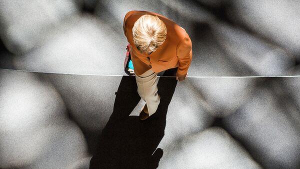 Chancelière allemande Angela Merkel. Archive photo - Sputnik France