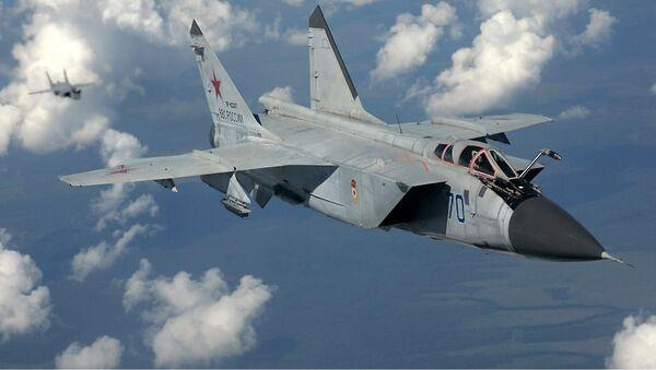Caza interceptor MiG-31 - Sputnik France