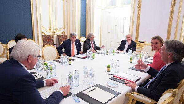 négociations sur le nucléaire iranien - Sputnik France