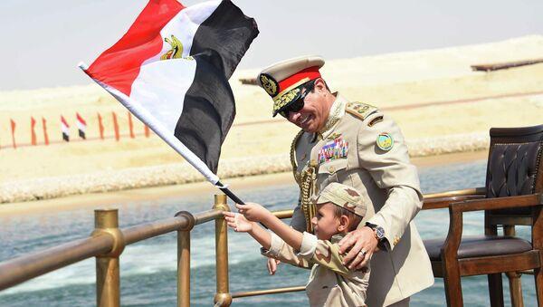 Les USA continueront de fournir une aide militaire à l'Égypte - Sputnik France