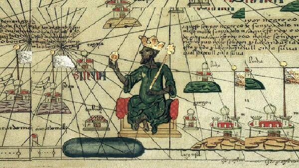 Représentation de Kanga Moussa dans l'Atlas - Sputnik France