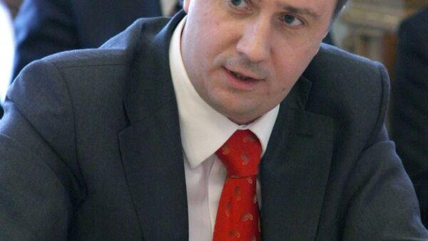 Ministre ukrainien de la Culture Viatcheslav Kirilenko - Sputnik France