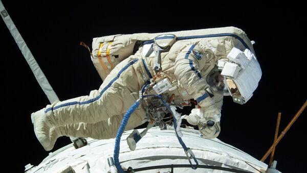 Veteran Russian Cosmonauts Set for Spacewalk on NASA TV - Sputnik France