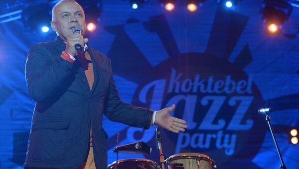 Koktebel Jazz Party, Dmitri Kisselev - Sputnik France