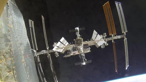 Un Soyouz repositionné sur l'ISS - Sputnik France