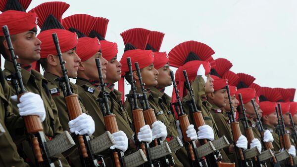 des militaires indiens - Sputnik France