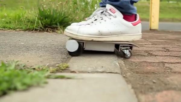 Le Walk Car, un skate à emporter - Sputnik France