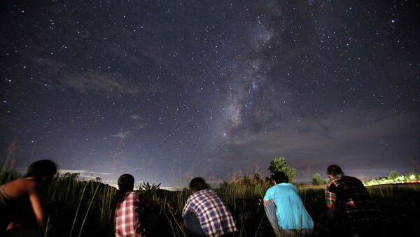 étoiles filantes de Perséides - Sputnik France