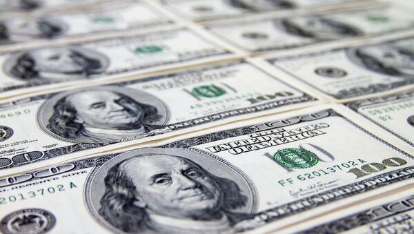 Billetes de dollar - Sputnik France