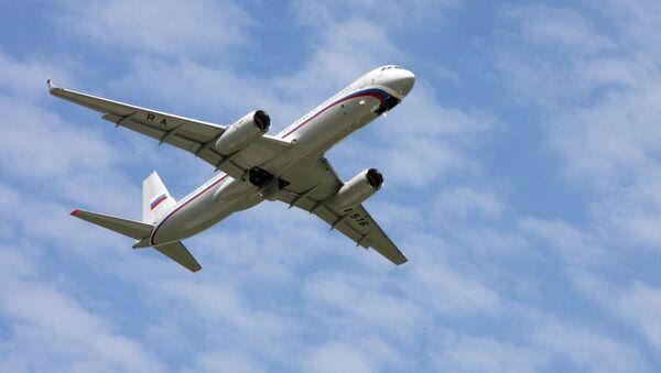 Самолет Ту-214 - Sputnik France