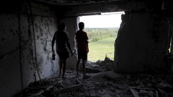 Avdiivka, Donetsk - Sputnik France