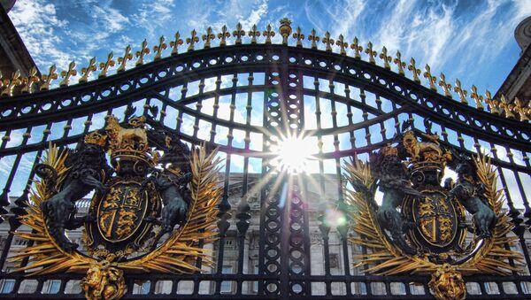 The Gates at Buckingham Palace - Sputnik France