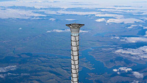 Ascenseur spatial de Thoth technologies - Sputnik France