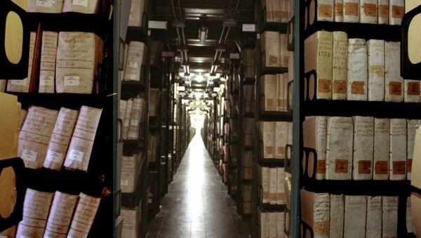 Les Archives du Varican: ces lieux inaccessibles aux simples mortels - Sputnik France