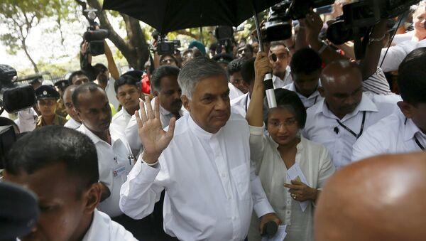 Sri Lanka: la coalition dirigeante gagne les législatives - Sputnik France